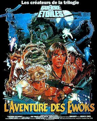 L'aventure des Ewoks : la bataille pour Endor affiche